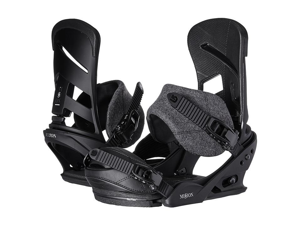Burton Mission Re:Flex '18 (Black) Snowboards Sports Equi...