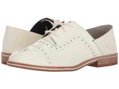 ED Ellen DeGeneres Lolena - White Leather