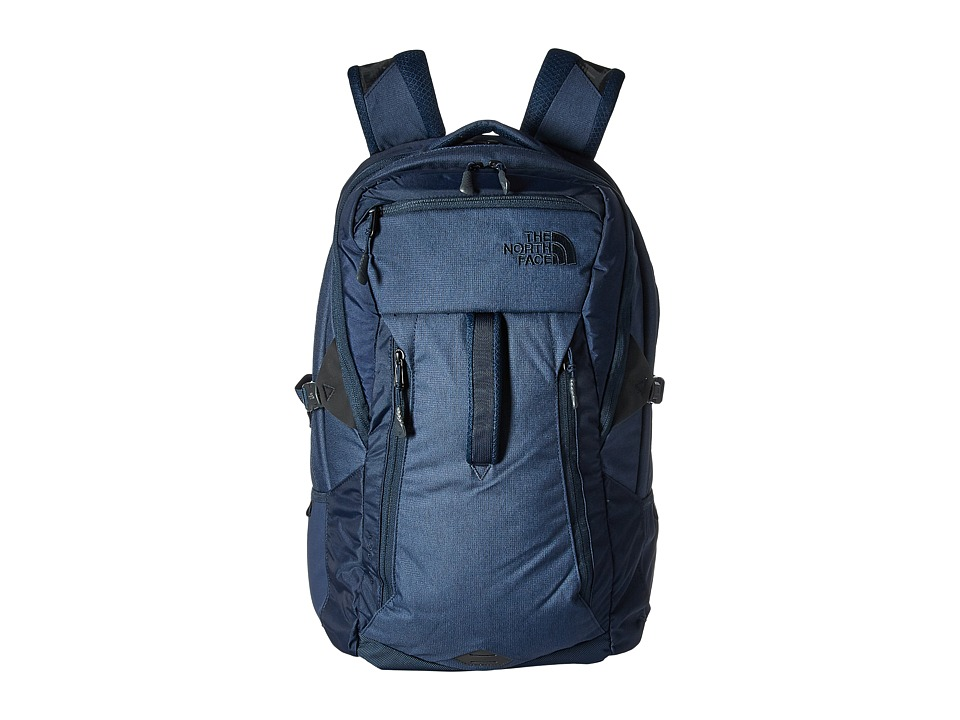 The North Face - Router (Urban Navy Light/Heather/Urban Navy) Day Pack Bags