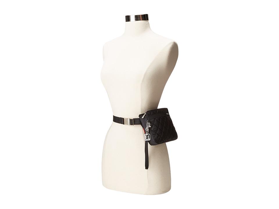 Marina Waistbag Black - Hedgren Designer Handbags
