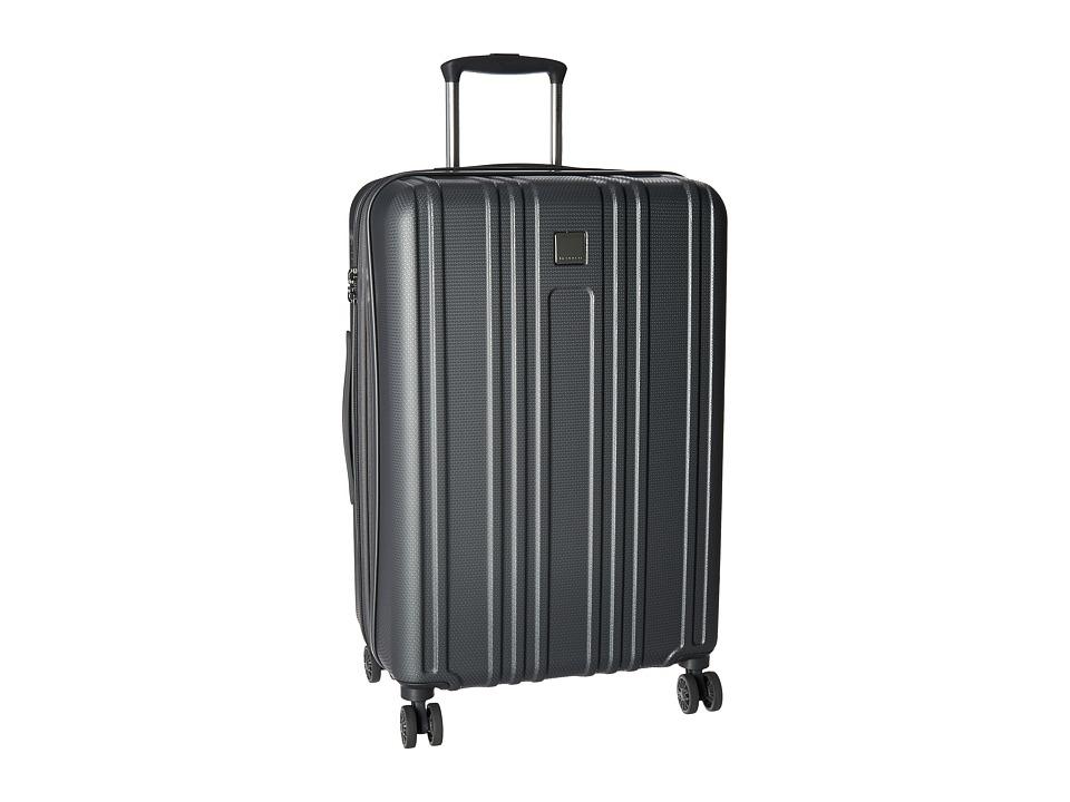 Hedgren Transit Gate Medium Expandable Spinner (Tornado Grey) Luggage
