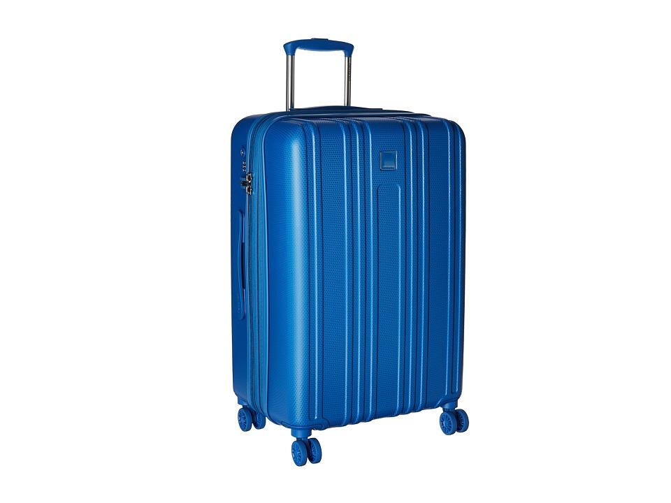 Hedgren Transit Gate Medium Expandable Spinner (Snorkled Blue) Luggage