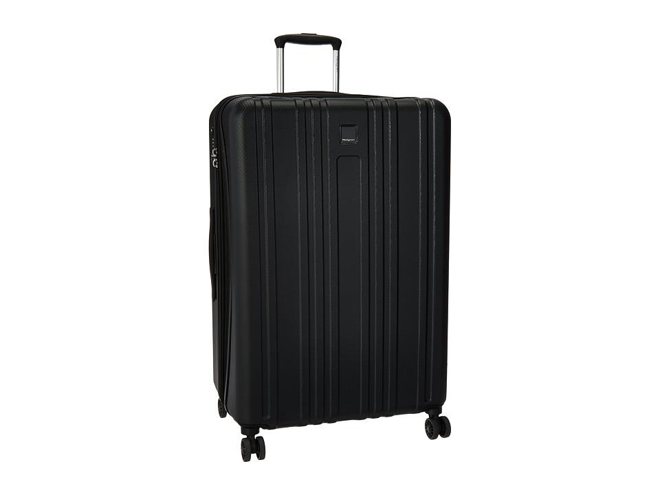 Hedgren Transit Gate Large Expandable Spinner (Black) Luggage