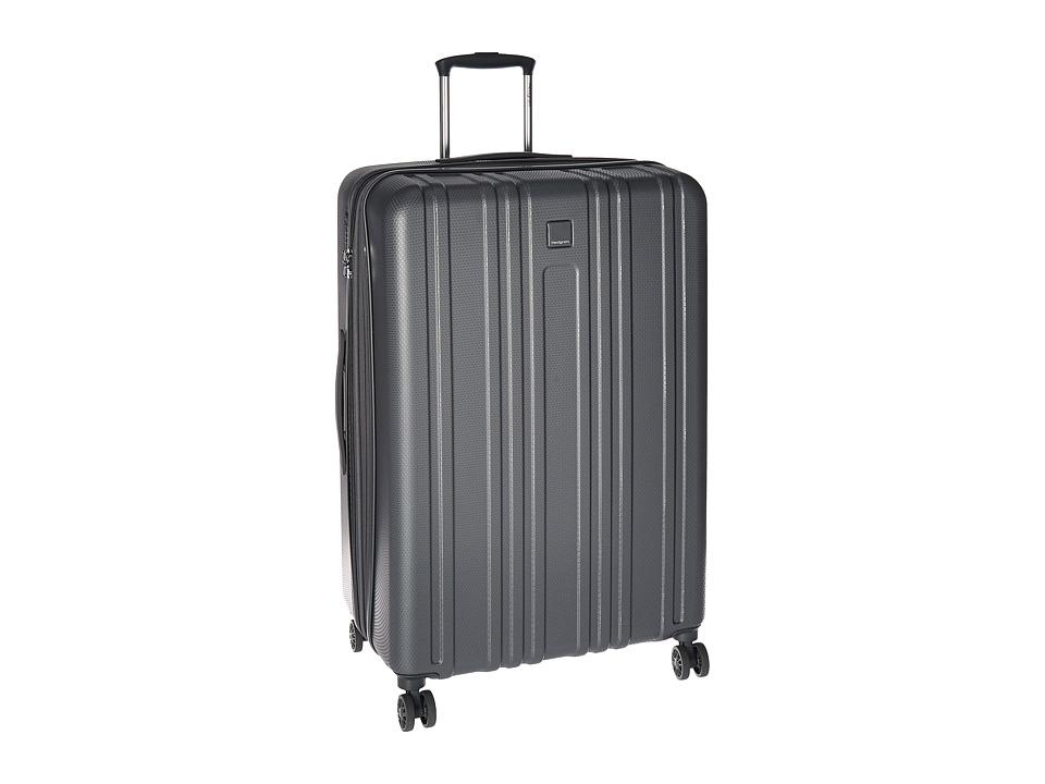 Hedgren Transit Gate Large Expandable Spinner (Tornado Grey) Luggage