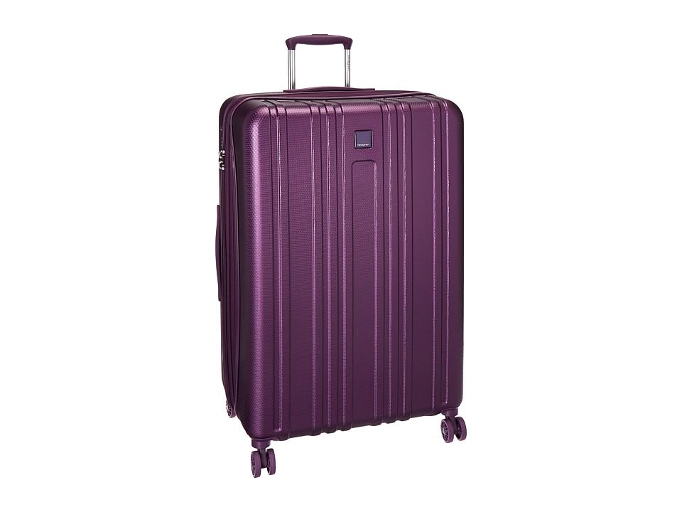 Hedgren Transit Gate Large Expandable Spinner (Purple Passion) Luggage