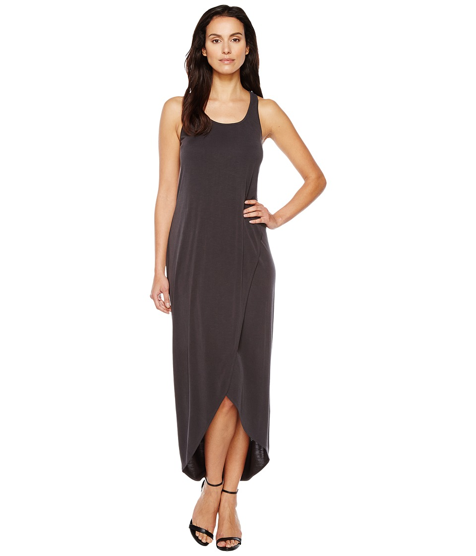 NIC+ZOE Boardwalk Dress (Washed Black) Women