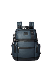 Tumi - Alpha Bravo - Knox Leather Backpack