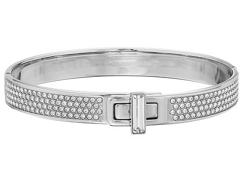 Swarovski Gave Bangle Bracelet - White