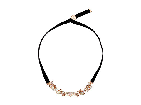 Swarovski Garance Necklace Choker - Rose/Light Multi