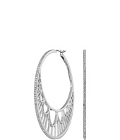 Swarovski - Georgette Pierced Earrings Hoops