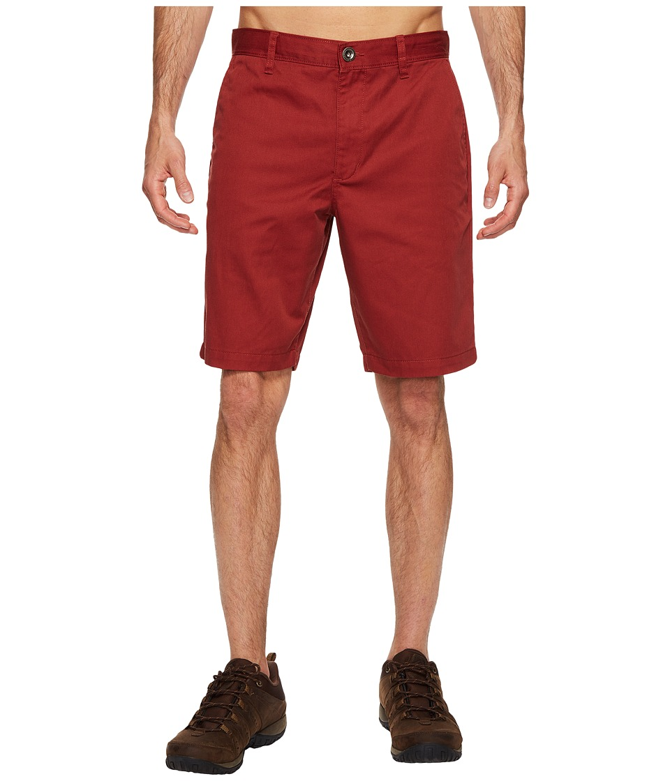 RVCA The Week-End Shorts (Rosewood) Men