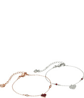 Swarovski - Crystal Wishes Heart Bracelet Set