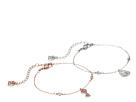 Swarovski Crystal Wishes Key Bracelet Set