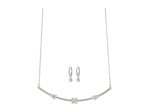 Swarovski Gray Set - White