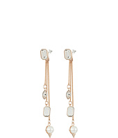 Swarovski - Gangster Pierced Earrings with Jacket