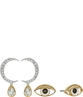 Swarovski - Gipsy Pierced Earrings Set