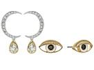 Swarovski - Gipsy Pierced Earrings Set