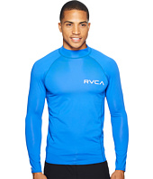 RVCA - Solid Long Sleeve Rashguard