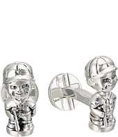 Cufflinks Inc. - Baseball Bobblehead Cufflinks