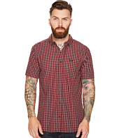 RVCA - That'll Do Plaid 2 Short Sleeve Woven
