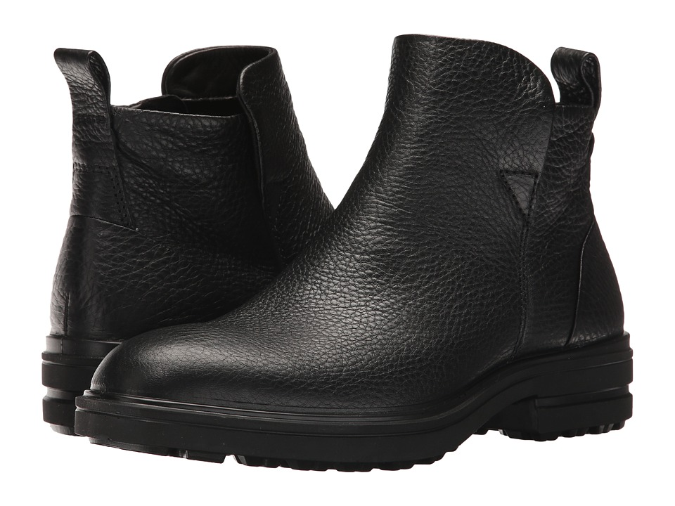 UPC 809704000190 product image for ECCO - Zoe Ankle Boot (Black) Women's Boots | upcitemdb.com