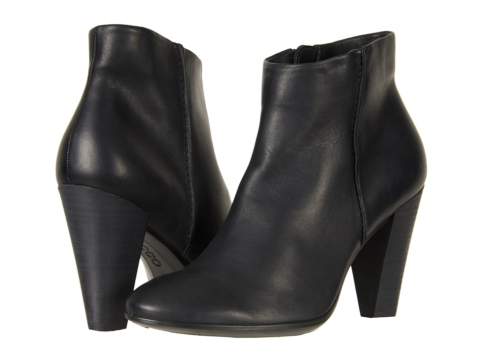 ECCO Shape 75 Bootie (Black) Women