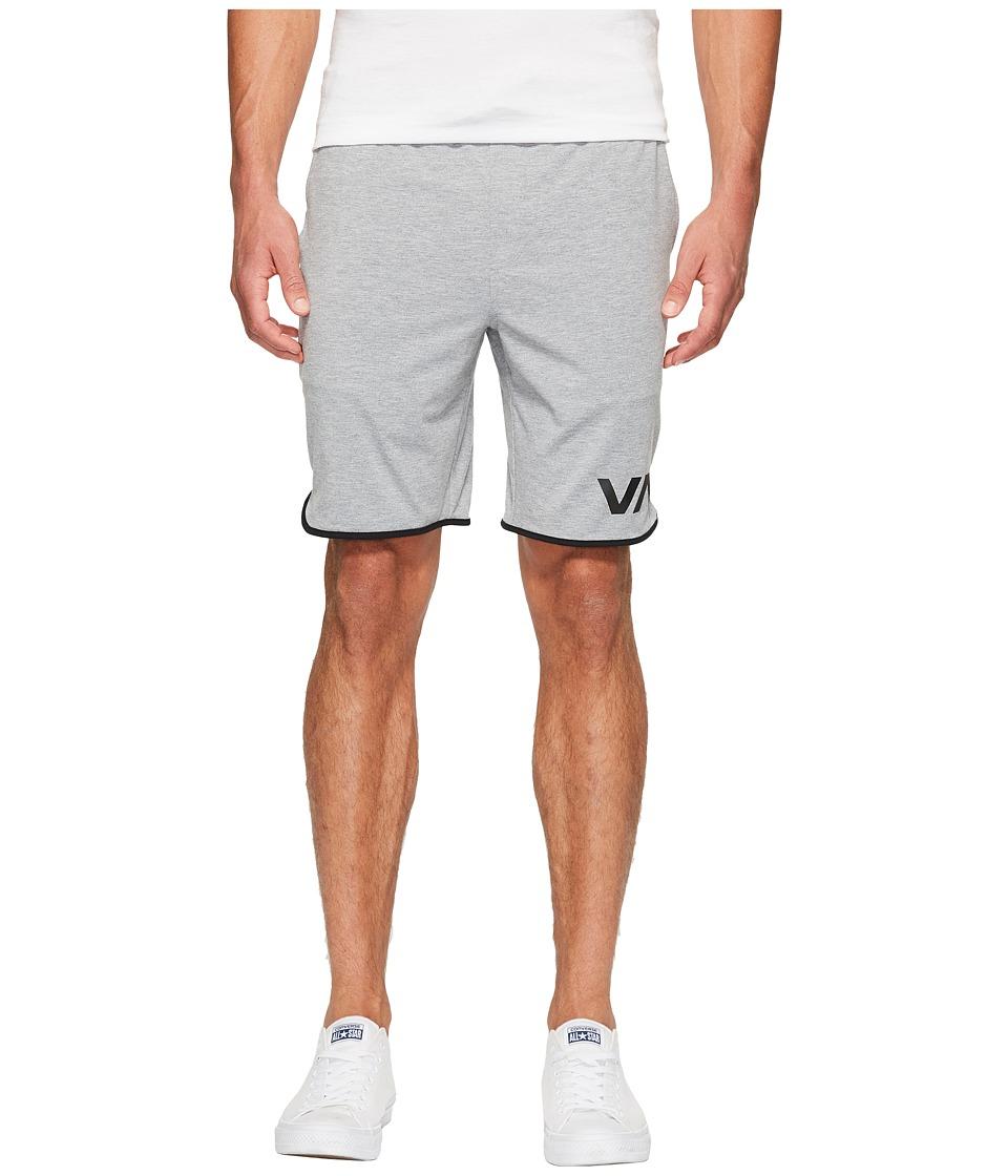 RVCA VA Sport Shorts II (Athletic Heather) Men