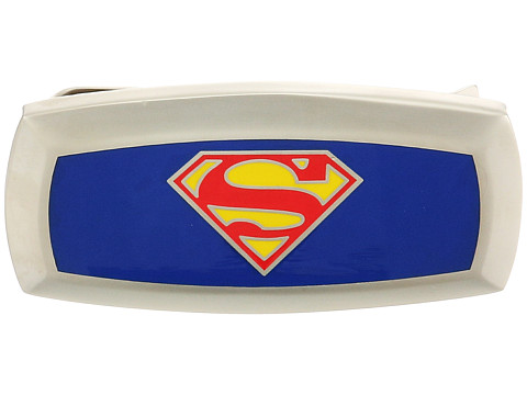 Cufflinks Inc. Superman Cushion Money Clip - Blue