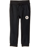 Converse Kids - CTP Rib Panel Capris Jogger (Toddler/Little Kids)
