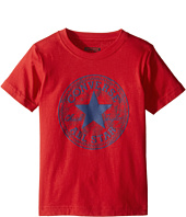 Converse Kids - Seasonal Chuck Fill Tee (Toddler/Little Kids)