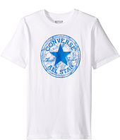 Converse Kids - Seasonal Chuck Fill Tee (Big Kids)