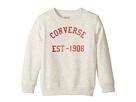 Converse Kids - Vintage Type Crew (Toddler/Little Kids)