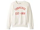 Converse Kids - Vintage Type Crew (Big Kids)