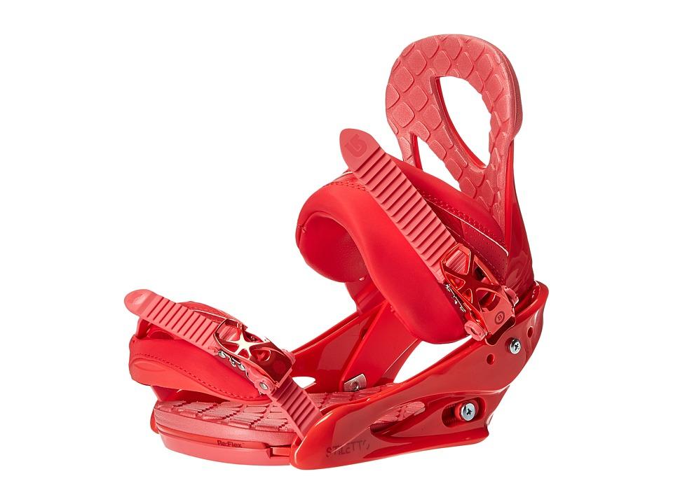 Burton Stiletto Re:Flex '18 (Coral) Snowboards Sports Equ...