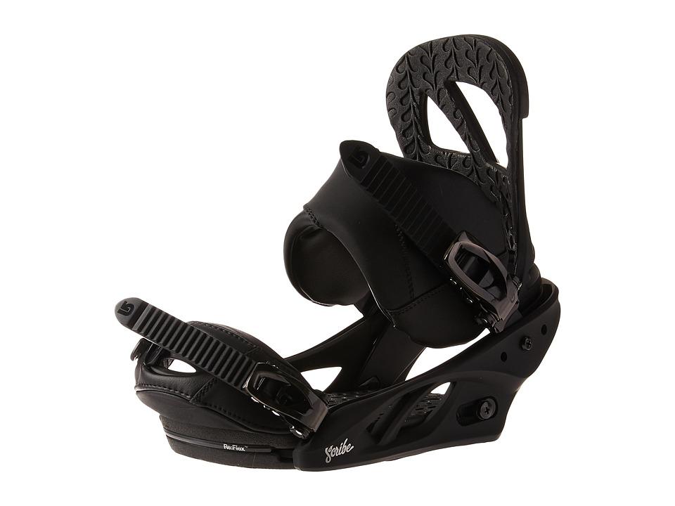 Burton Scribe Re:Flex '18 (Black) Snowboards Sports Equip...