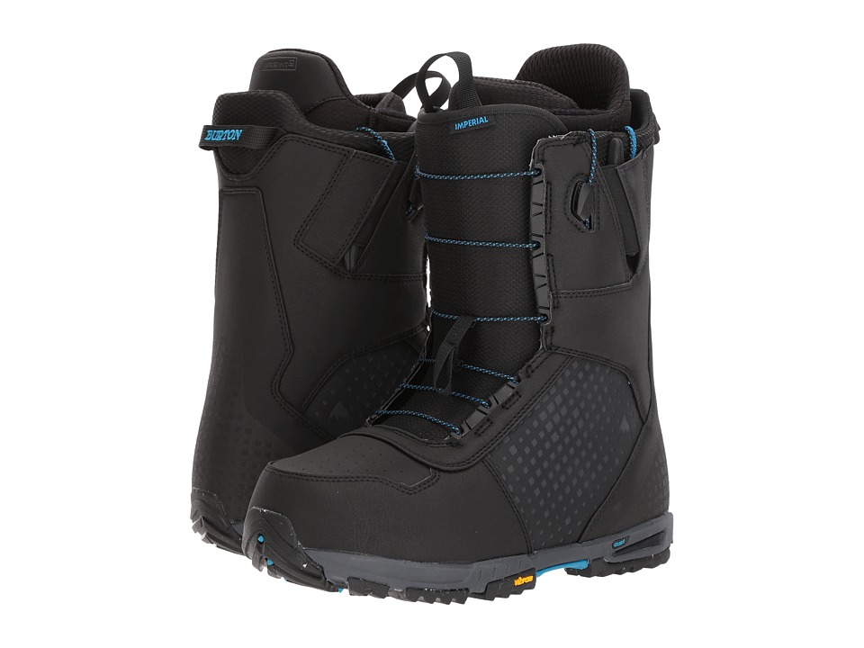Burton - Imperial '18 (Black/Gray) Men's Cold Weather Boots
