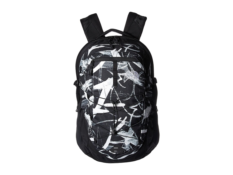 The North Face - Borealis (TNF Black Graffiti Print) Backpack Bags