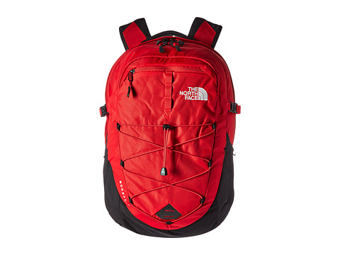 The North Face Borealis - TNF Red/TNF Black