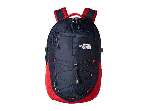 The North Face Borealis - Urban Navy/TNF Red