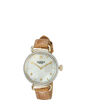 Shinola Detroit - The Canfield with Diamonds 32mm - 20052433