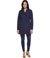 Kenneth Cole New York - Double Breasted Raincoat