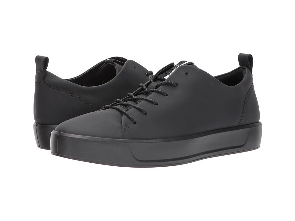 ECCO Soft 8 Tie (Black 2) Men