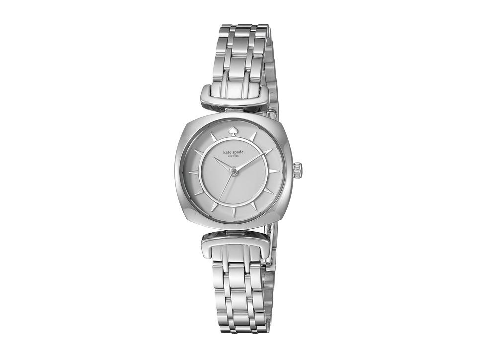 Kate Spade New York - Mini Barrow - KSW1319 (Silver) Watches