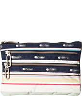 LeSportsac - Classic 3 Zip Pouch
