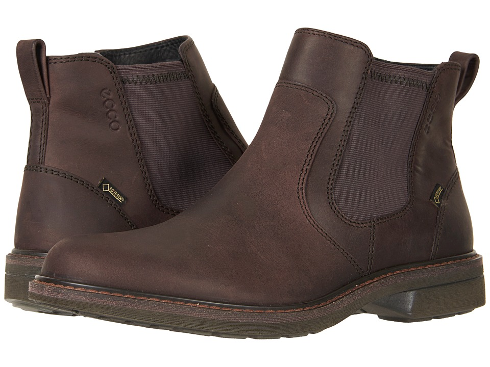 ECCO Turn GTX Chelsea Boot (Mocha) Men