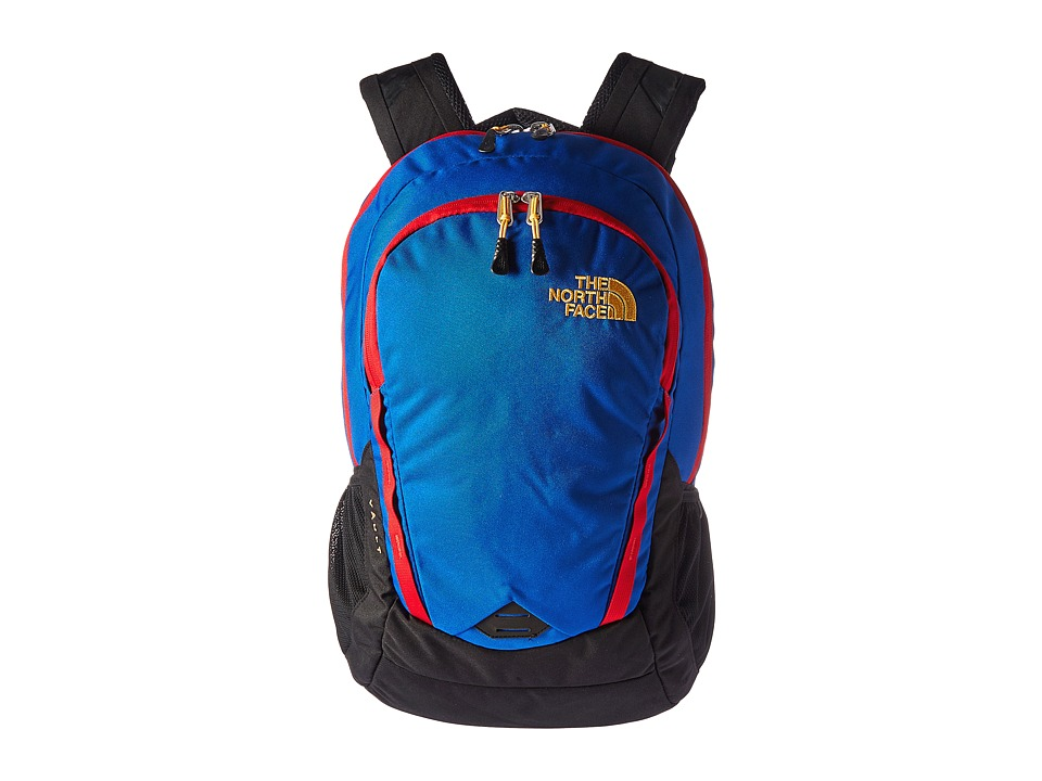 The North Face - Vault (Bright Cobalt Blue/TNF Black) Backpack Bags