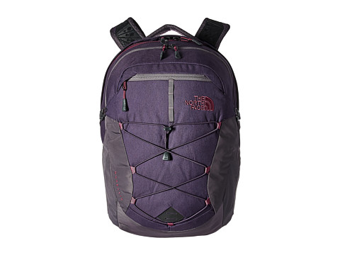 The North Face Women s Borealis - Dark Eggplant Purple Dark Heather/Amaranth