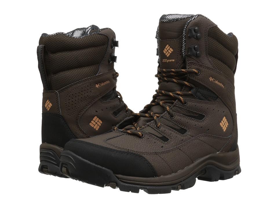 Columbia Gunnison Plus Omni-Heat (Cordovan/Canyon Gold) Men
