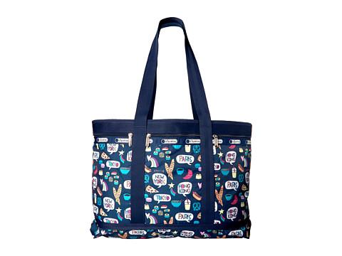 LeSportsac Luggage Travel Tote
