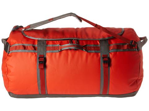 The North Face Base Camp Duffel - XL - Acrylic Orange/Falcon Brown